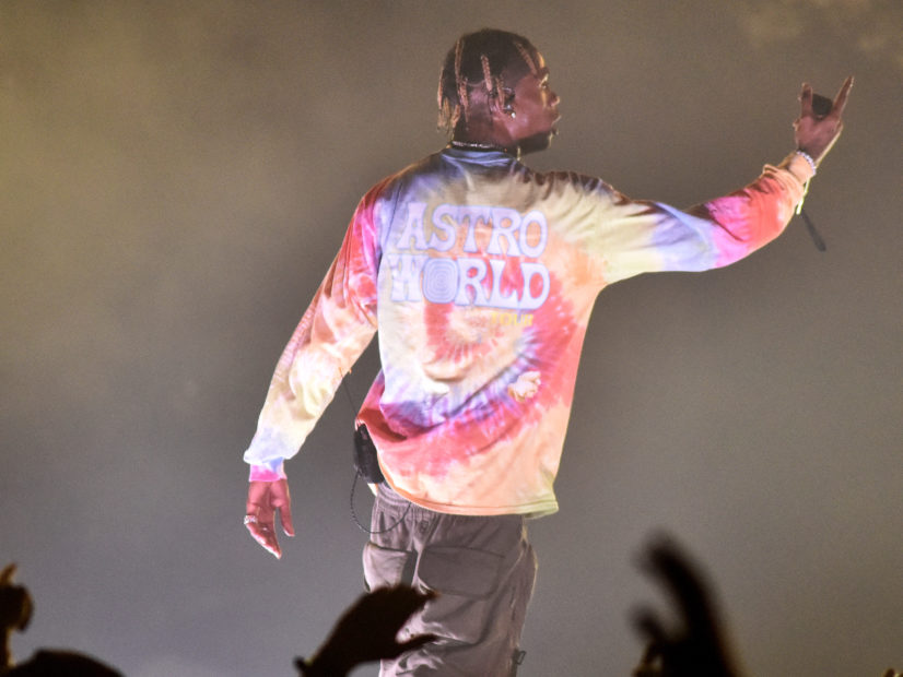 Travis Scott To Perform At the Super Bowl LII