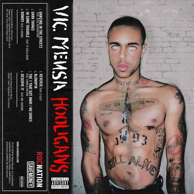 """Review: Vic Mensa's """"Hooligans"""" EP Is All Over The Place"""