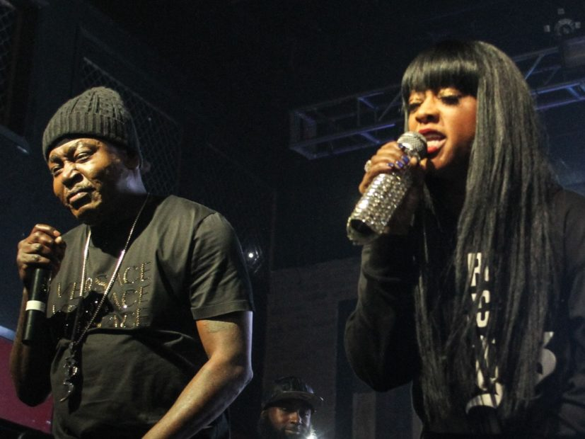 """Trina Wage War With Trick Daddy In The Season 2 Premiere Of """"Love & Hip Hop: Miami"""""""
