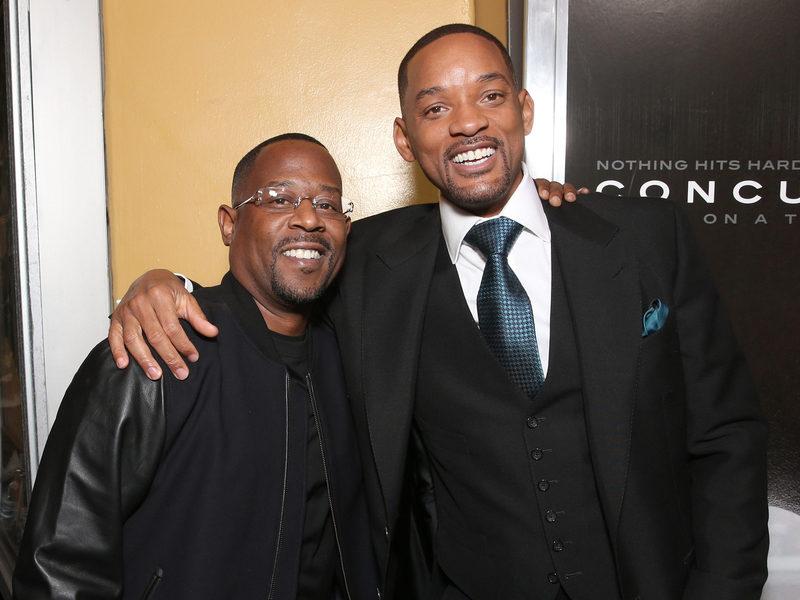 "Will Smith & Martin Lawrence Begin Work On ""Bad Boys 3"""