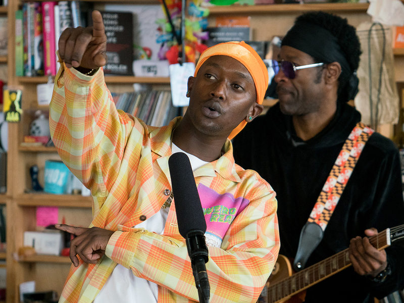 Friend Brings Cali Vibes To NPR Tiny Desk Concert