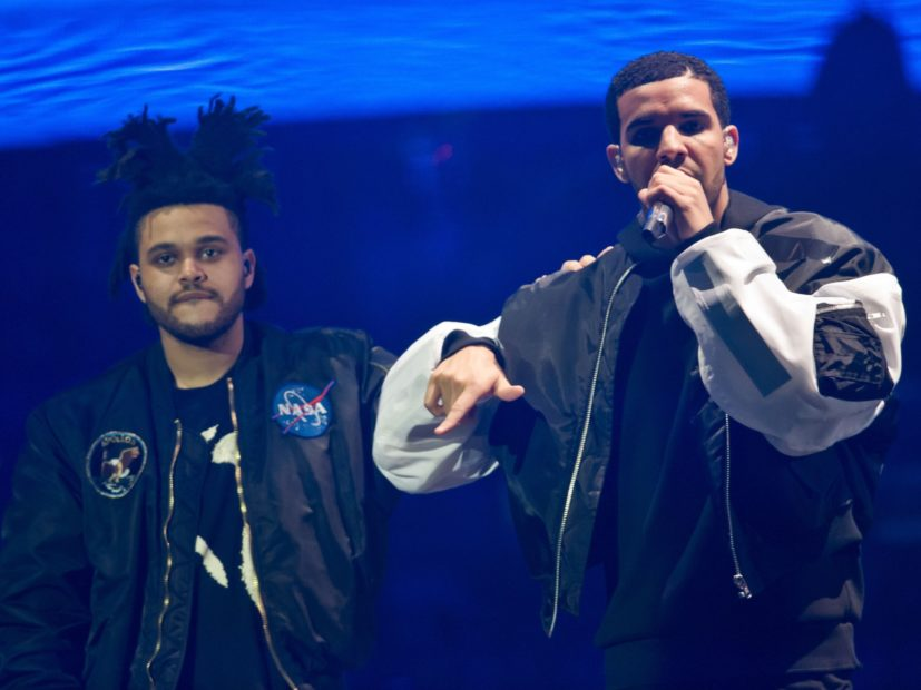 "El Weeknd Acusó De Faltarle El Respeto A Drake En ""Lost In The Fire"", Solo"