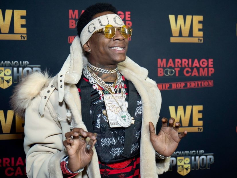 "Soulja Boy Makes Fun Of Tyga With ""I Fucked Yo' Baby Mama,"" He Says"