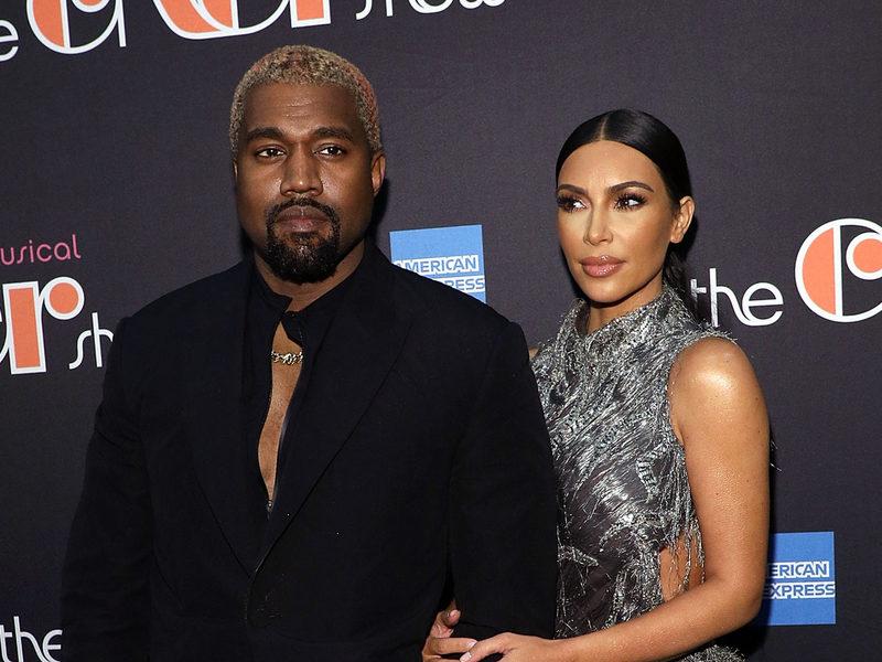 Kim Kardashian Says Twitter Is Kanye West's Therapy