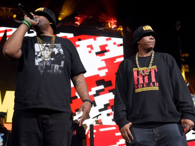EPMD Pays Tribute To Phife Dawg At Sold Out Apollo Show