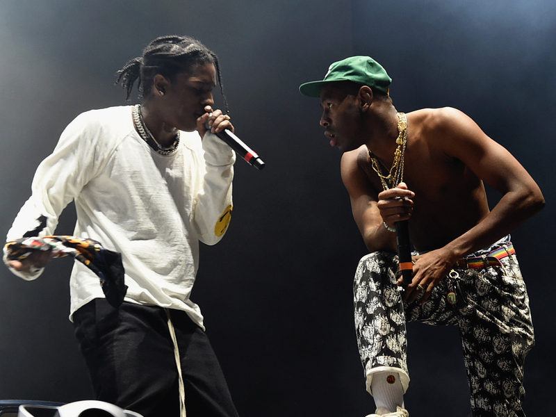 Tyler The Creator Shuts Down Talk Of A$AP Rocky Collaborative Project