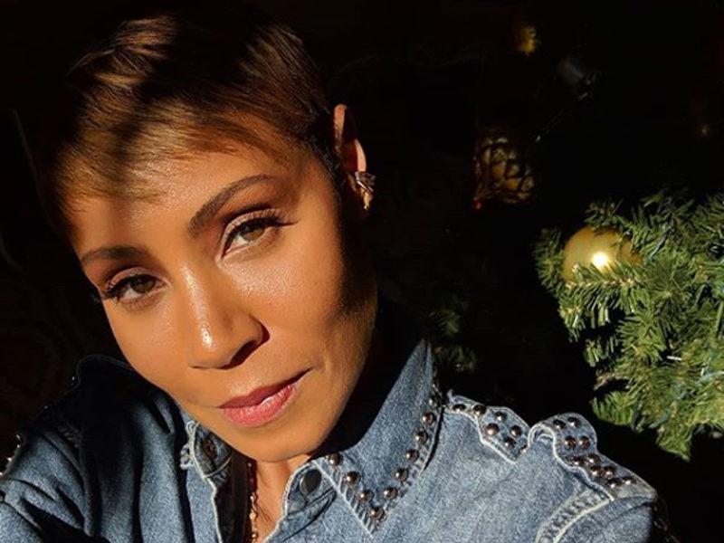 Jada Pinkett Smith Wants To Know Why YOU Are Still Streaming