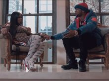 """Papoose - """"The Golden Child"""" f. Remy Ma & Angelica Vila"""