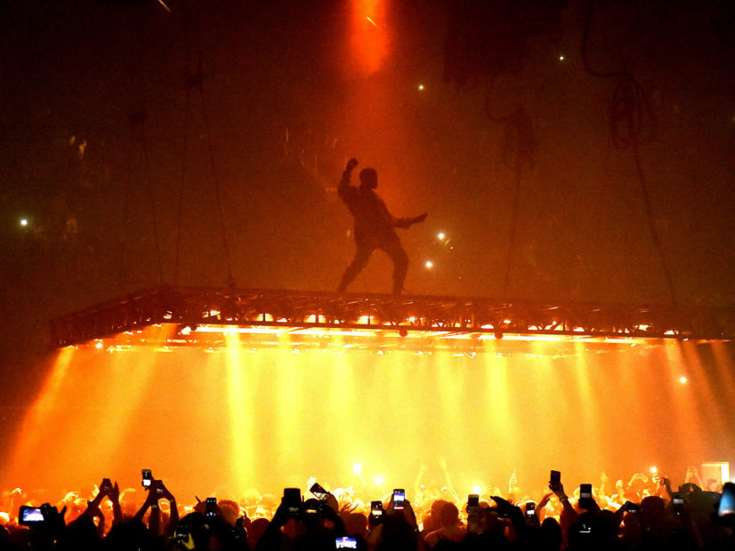 Kanye West Out At Coachella 2019 After Stage Demands Weren't Met