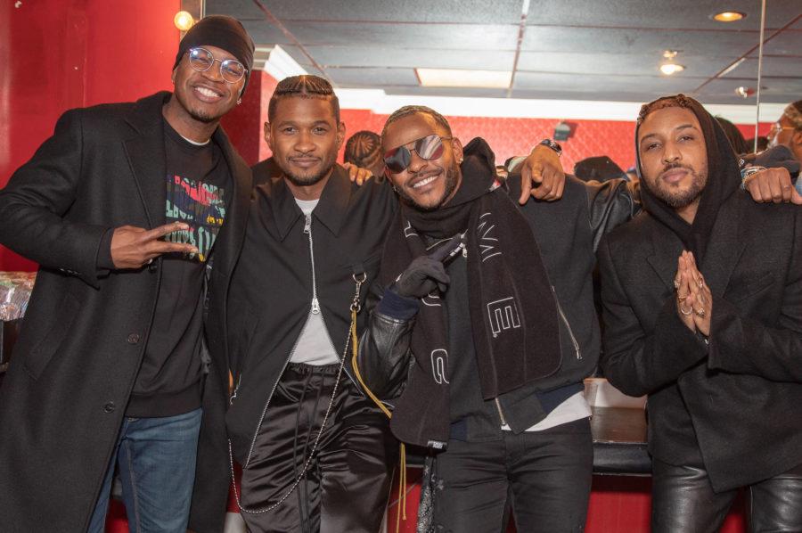 Relive Young Legend Night Starring Usher, Ne-Yo, Ro James & Eric Bellinger