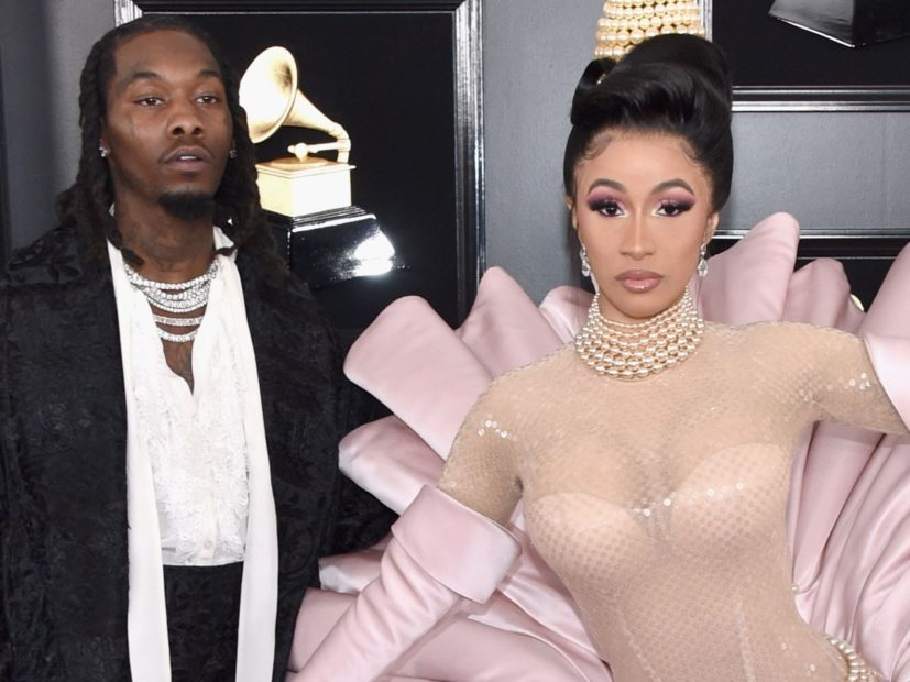 """Cardi B Deletes Instagram Account The Following Grammy Win Game: """"Sick Of This Shit"""""""