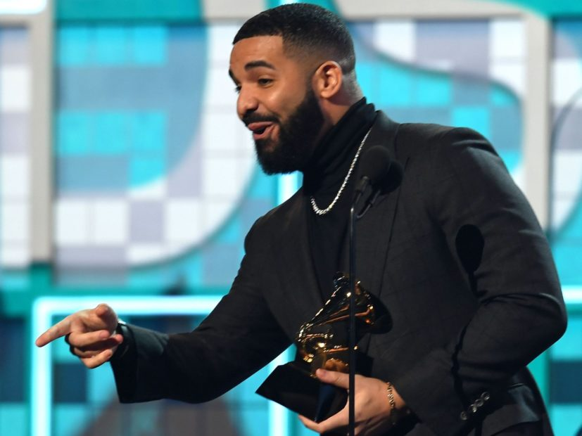 Drake 2019 Grammys Acceptance Speech Gets cut Short, And Twitter Explodes