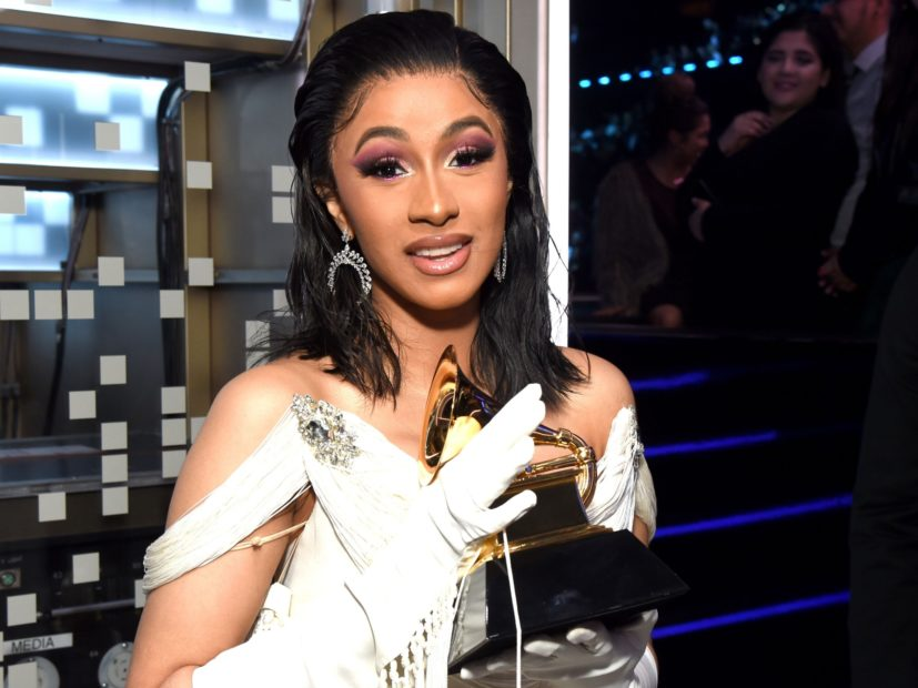 Cardi B Dedicated To The History Of The Grammy To The Late Mac Miller