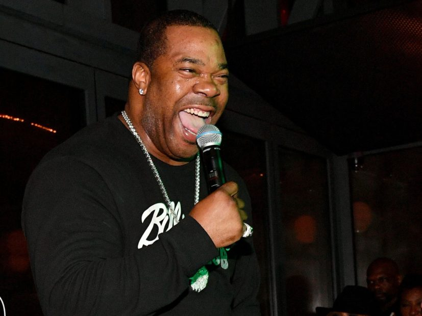 Busta Rhymes & Bearded Dr. Dre Finishing Up Long Delayed Album