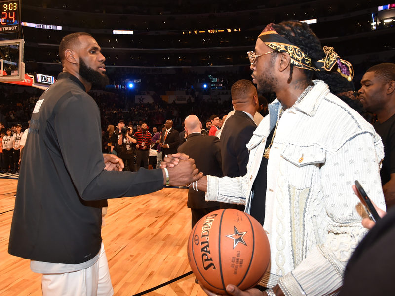 2 Chainz Recruits LeBron James To A&R His Next Album - HipHopDX