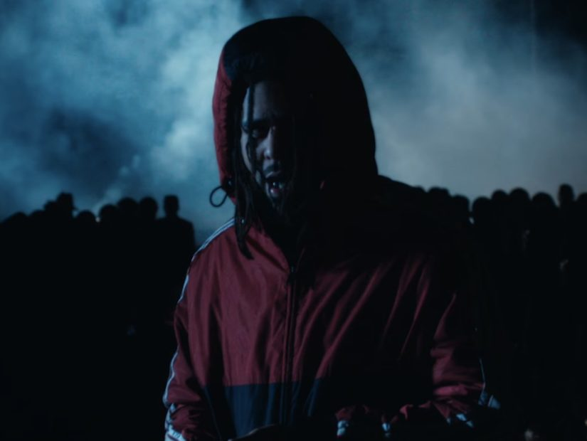 "J. Cole Drops Ominous ""Middle Child"" Video"