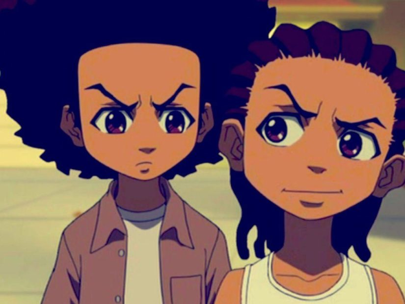 """Aaron McGruder Revamps """"The Boondocks"""" Comics With Charlamagne Tha God's Help"""