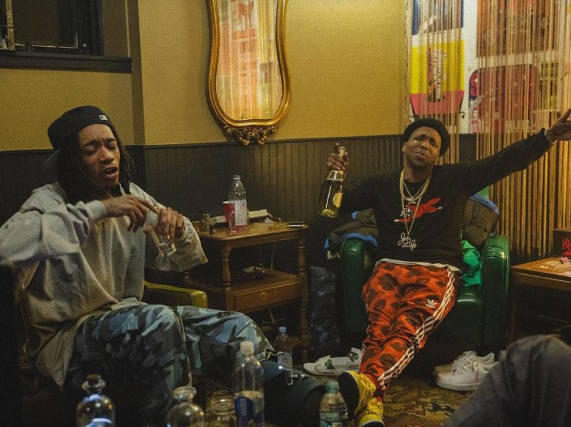 #DXHitList: Wiz Khalifa & Curren$y, Nipsey Hussle And Offset from the Top This Week's Spotify Playlist