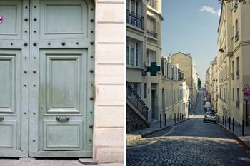 HiP Paris Blog, Carin Olsson, FXTC, Left or Right Bank