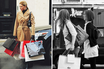 Our guide to shopping on a budget in Paris and getting that Parisian street style.