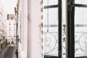 Parisian decorating inspiration for your apartment.
