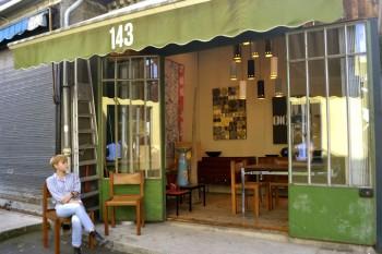 Featured HiP Paris Blog, Flea Market, Emma Stencil, Artocarpus