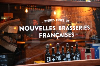 Societé Parisienne de Bière: The best stop for French craft beer and microbrews in Paris