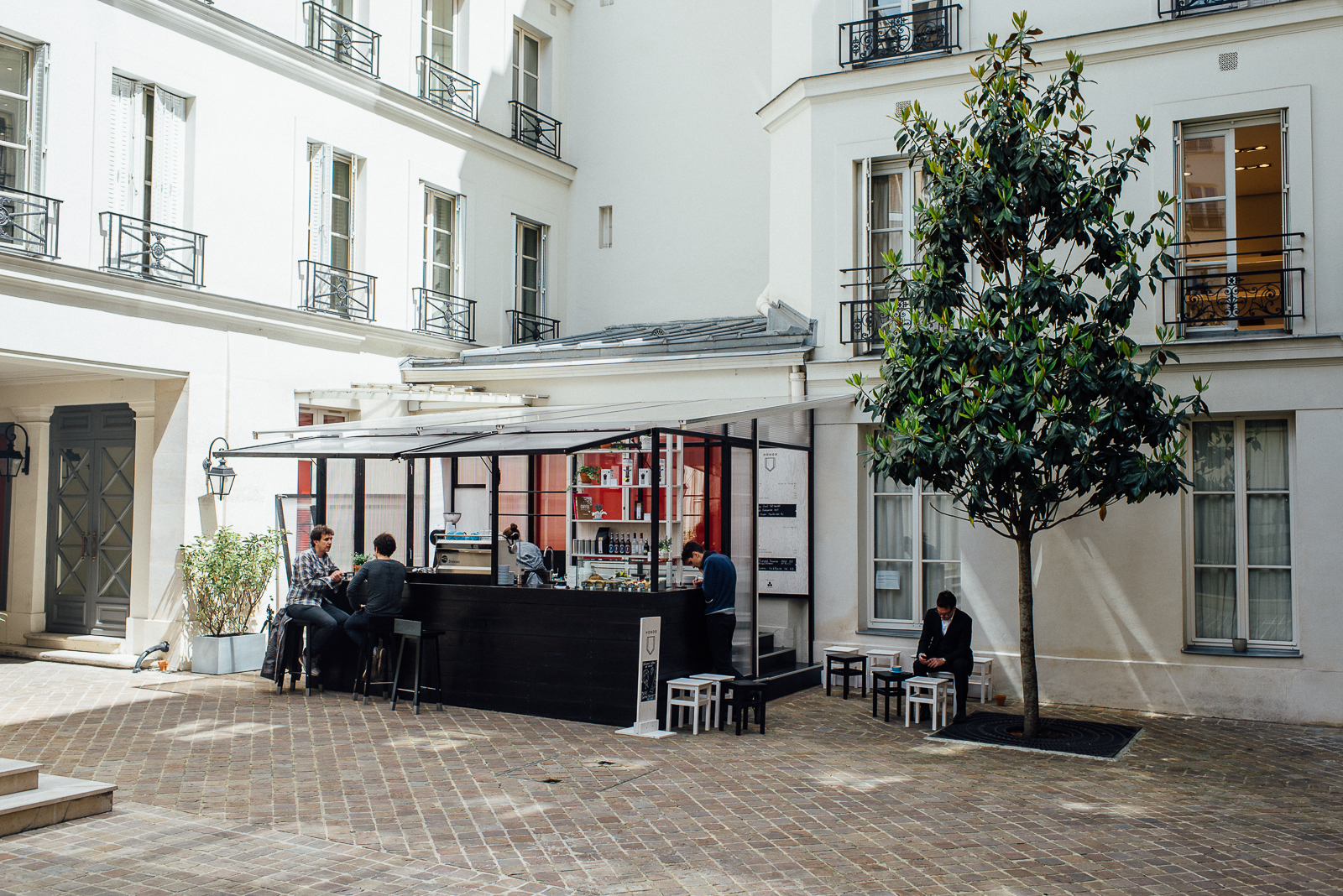 Honor Café: Our Favorite New Paris Coffee Shops