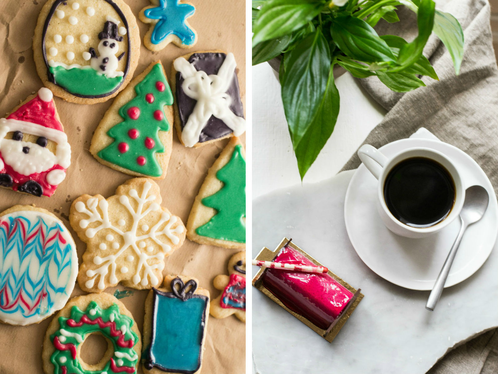 HiP Paris blog. A different kind of Christmas. No matter where you care, you can always curl up with a cup of coffee and some Christmas cookies to ward off the holiday blues.