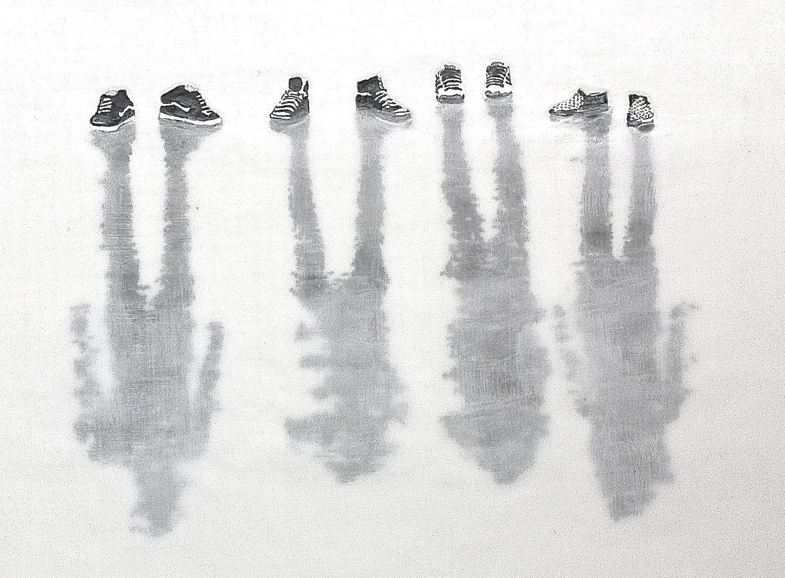 Isabelle Bonté, Sneakers
