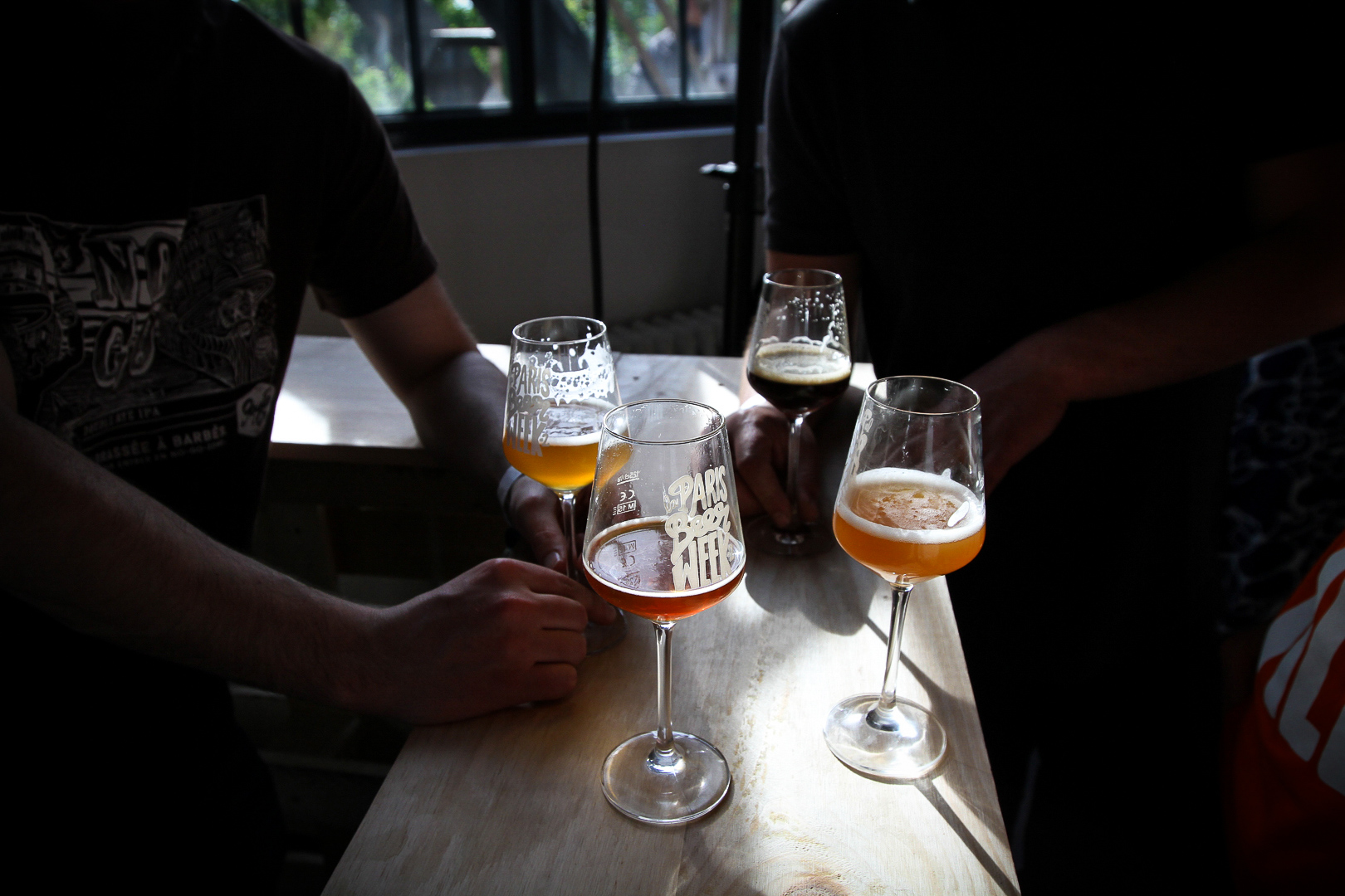 April Events in Paris: Paris Beer Week, Gilles Peterson in Concert, Exhibitions, and More!