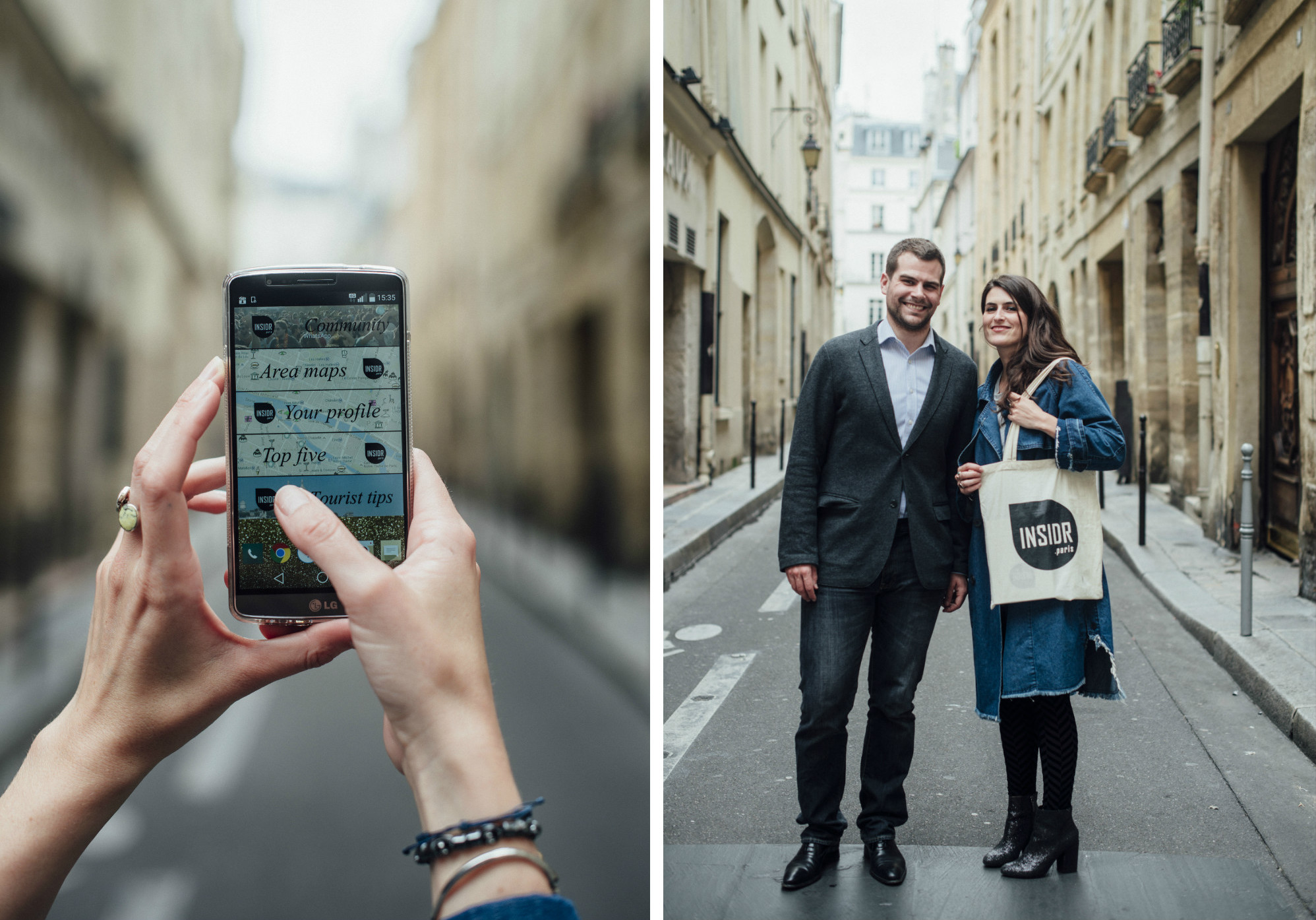 Insidr: The New Digital Guide for Travelers in Paris