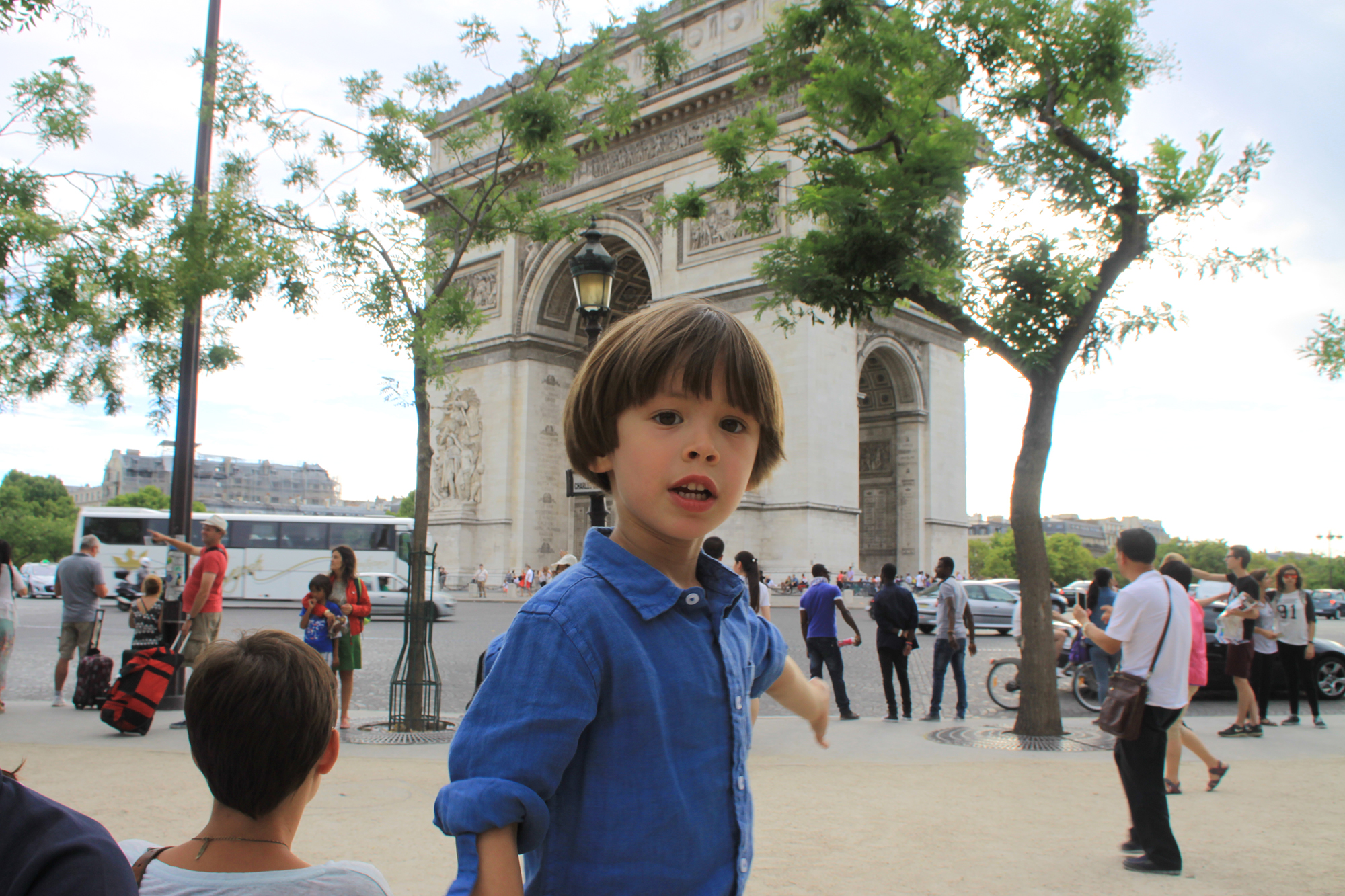 Cheap activities for kids in Paris