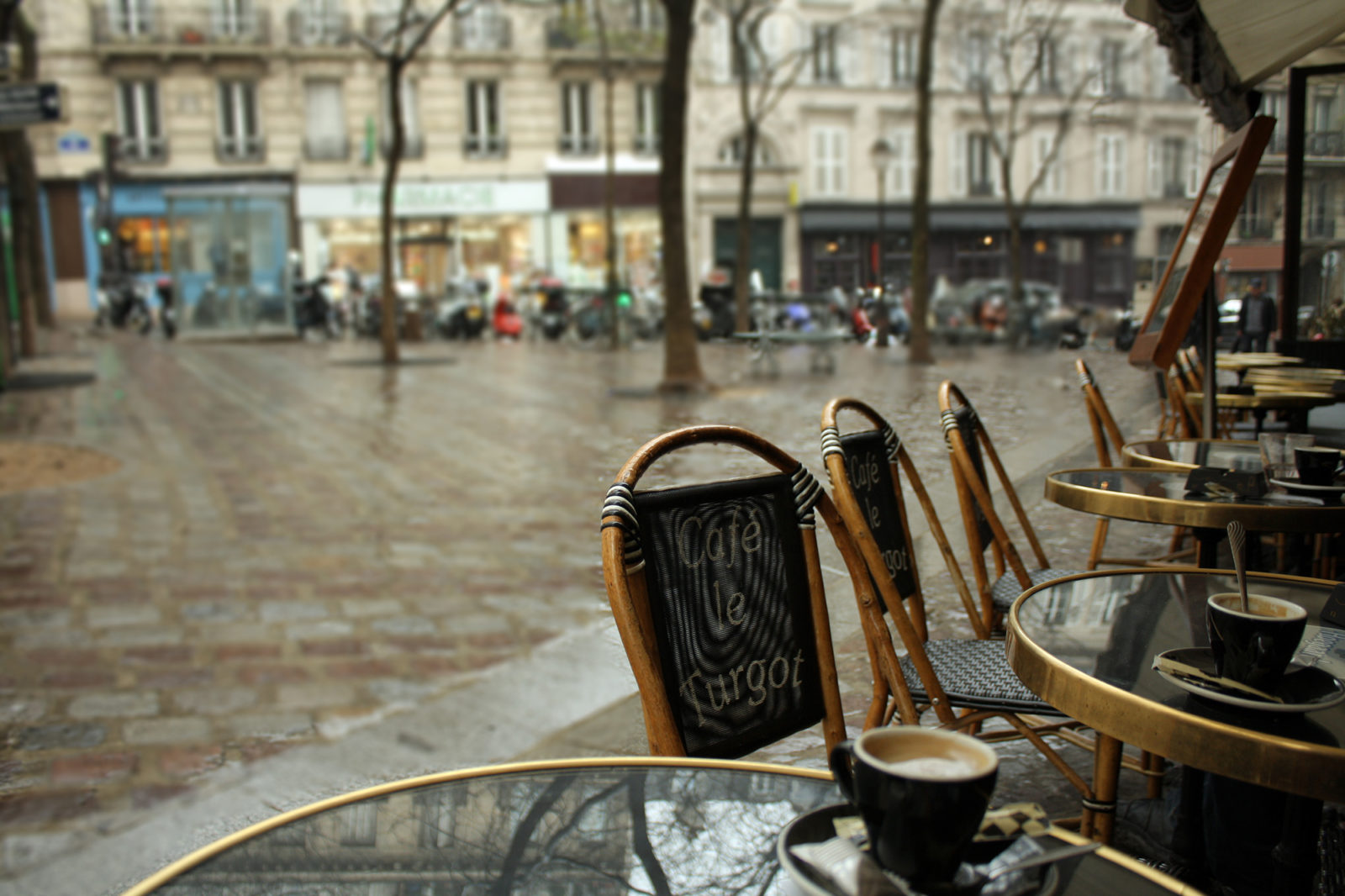 Learning the different meanings of 'non' in Paris