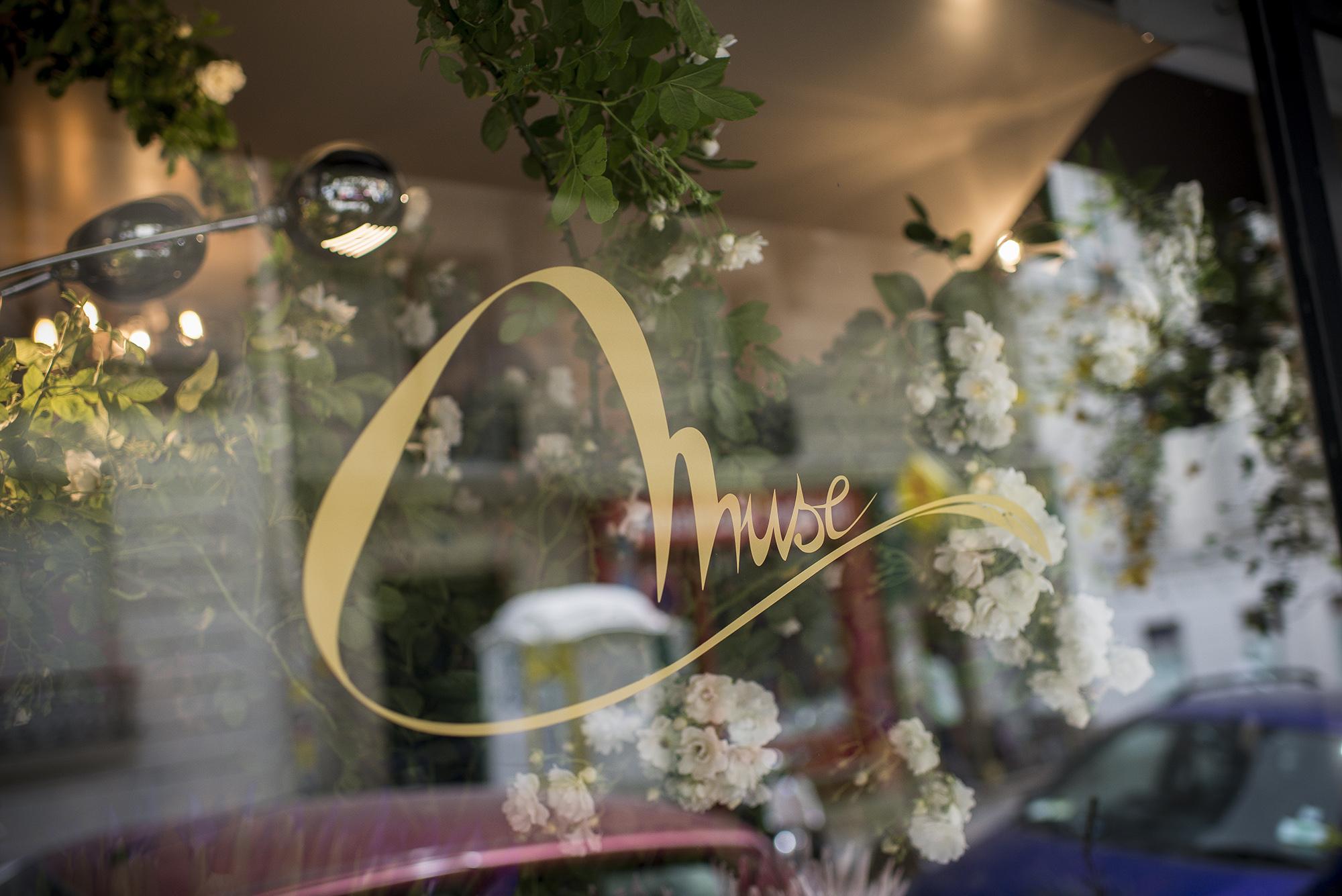 Muse Florist, Montmartre Paris