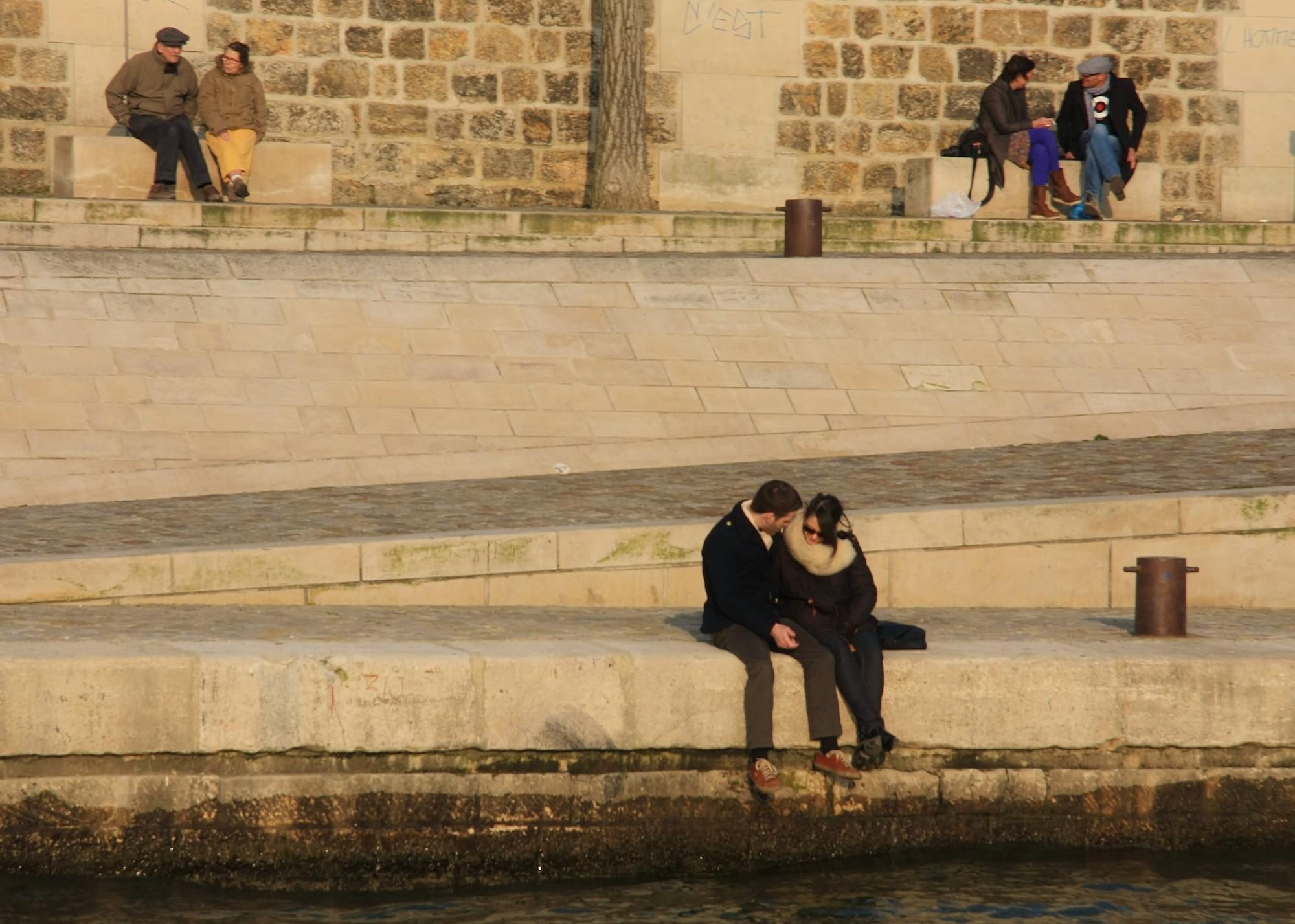 HiP Paris, Adrian Scottow, Paris Valentines Day