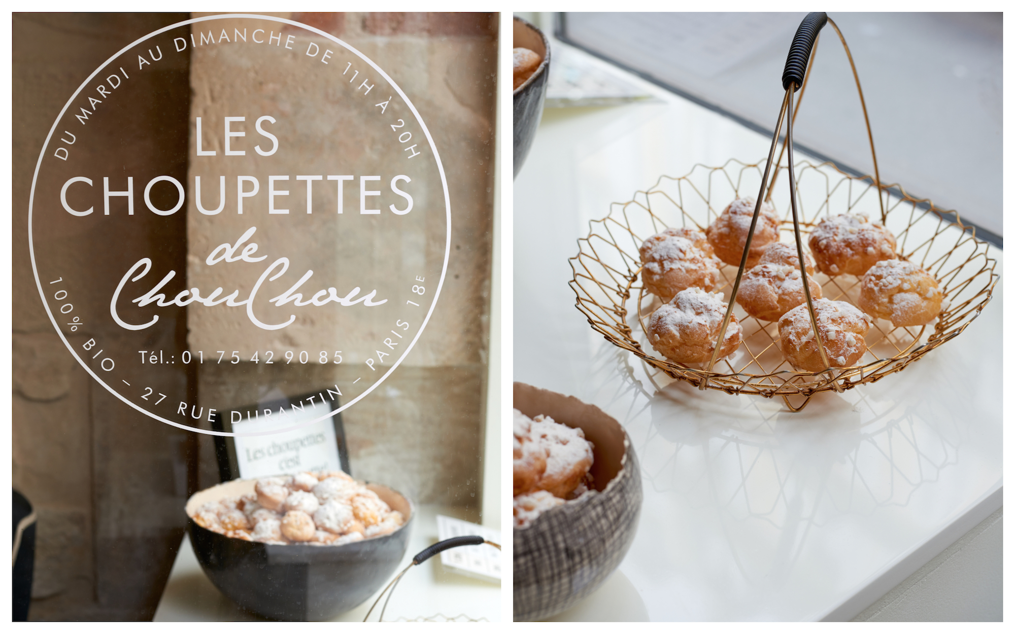 HiP Paris Blog visits Les Choupettes