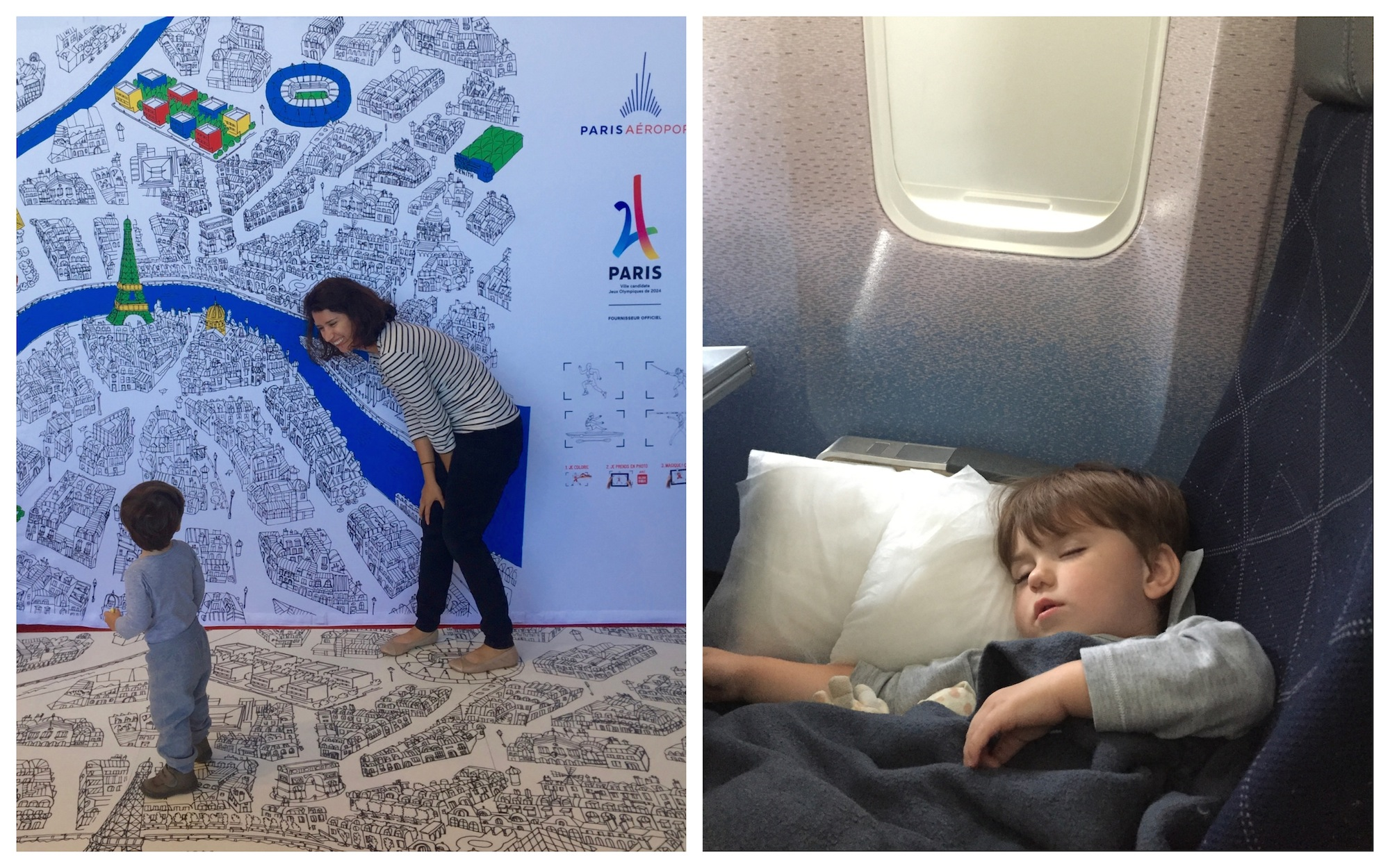 The Expat Mom Experience: To Paris and Back with Bébé | HiP