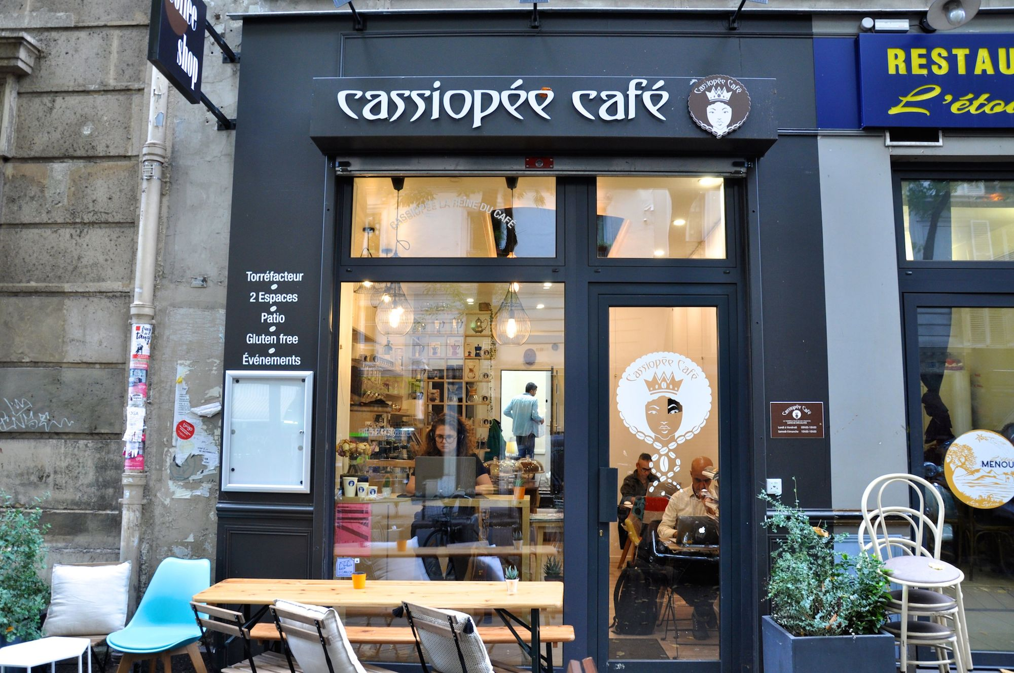 HiP Paris Blog reviews Cassiopee