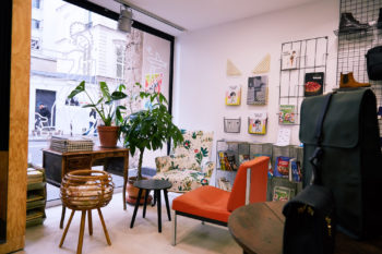 The green movement in Paris has recently gone one step further with the city's first Vegan Concept Store, Aujourd'hui Demain.