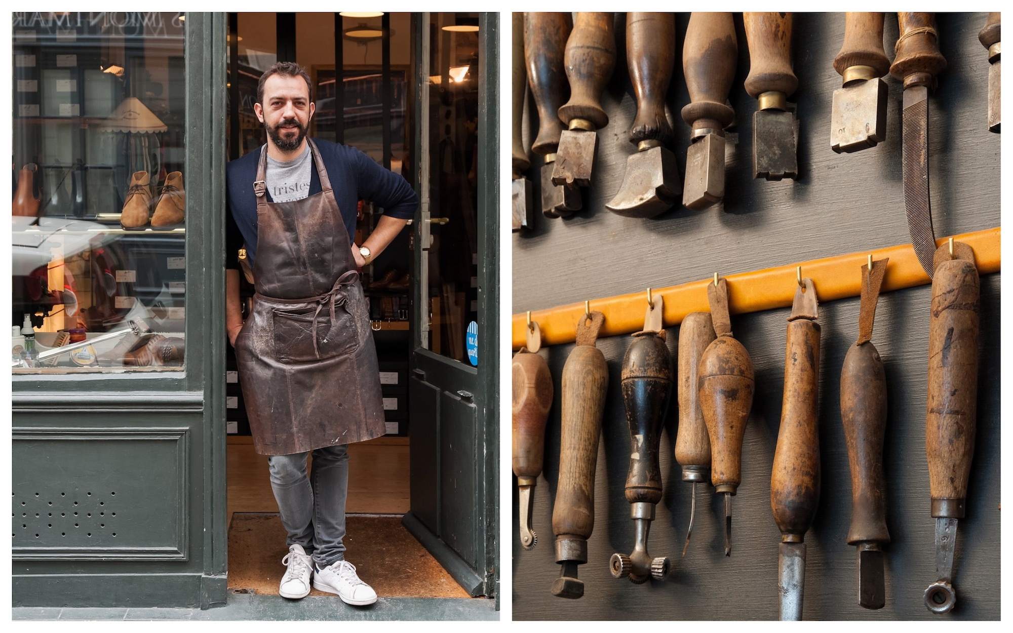 HiP Paris Blog checks out artisanal cobbler Atelier Constance in Montmartre