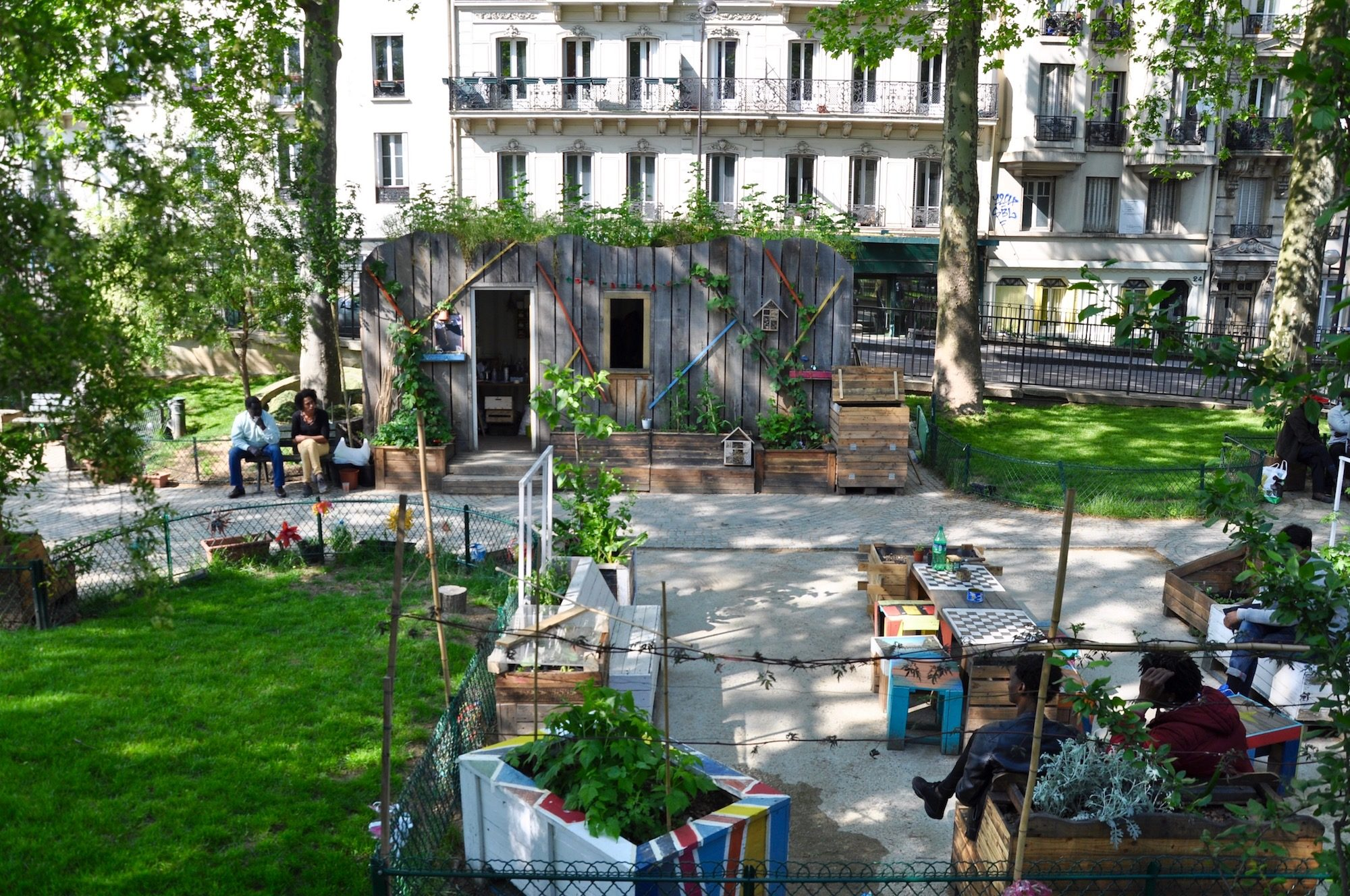 Paris has lots of hidden parks and squares to explore on your second visit to the city.