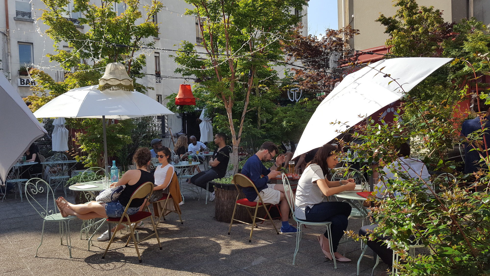 HiP Paris Blog rounds up Paris' best rooftop bars