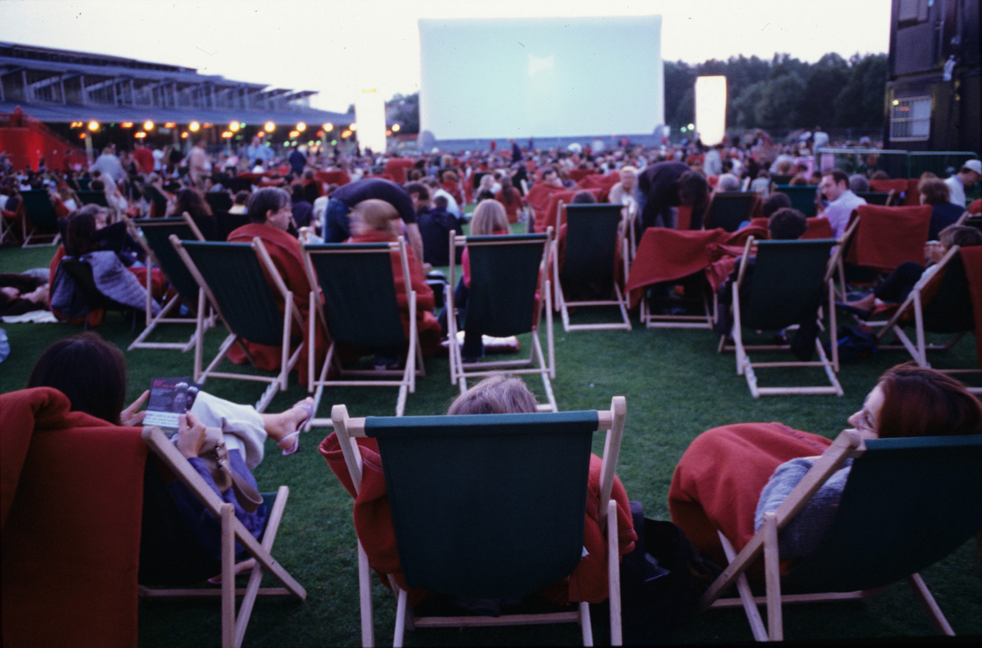 HiP Paris Blog's go-to tanning spot in Paris is the Villette Park, which also does open-air movie screenings in summer and they event provide deck chairs and blankets.