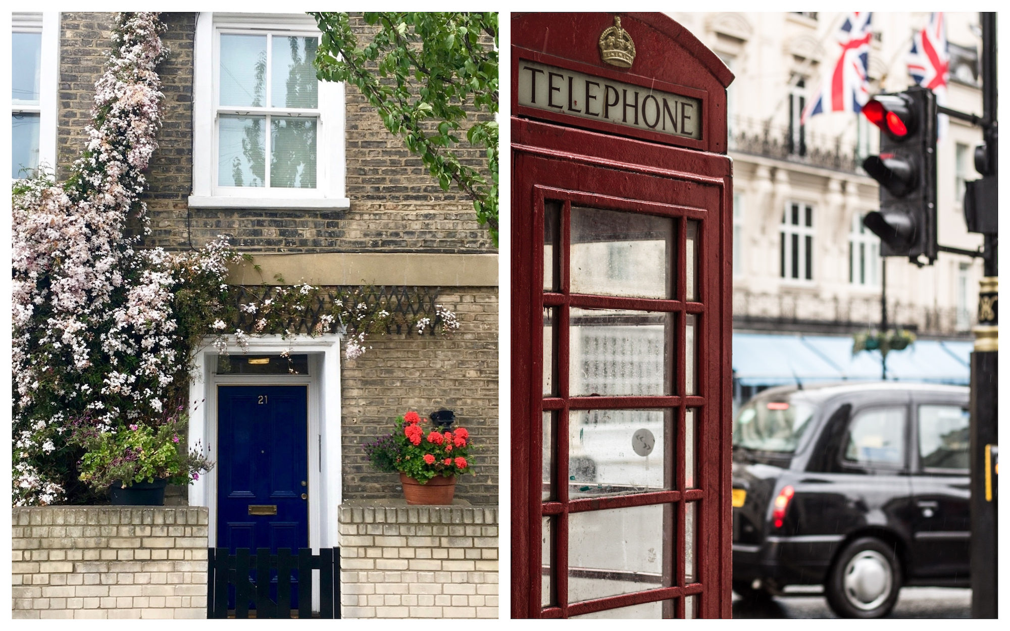 HiP Paris Blog compares Paris vs London