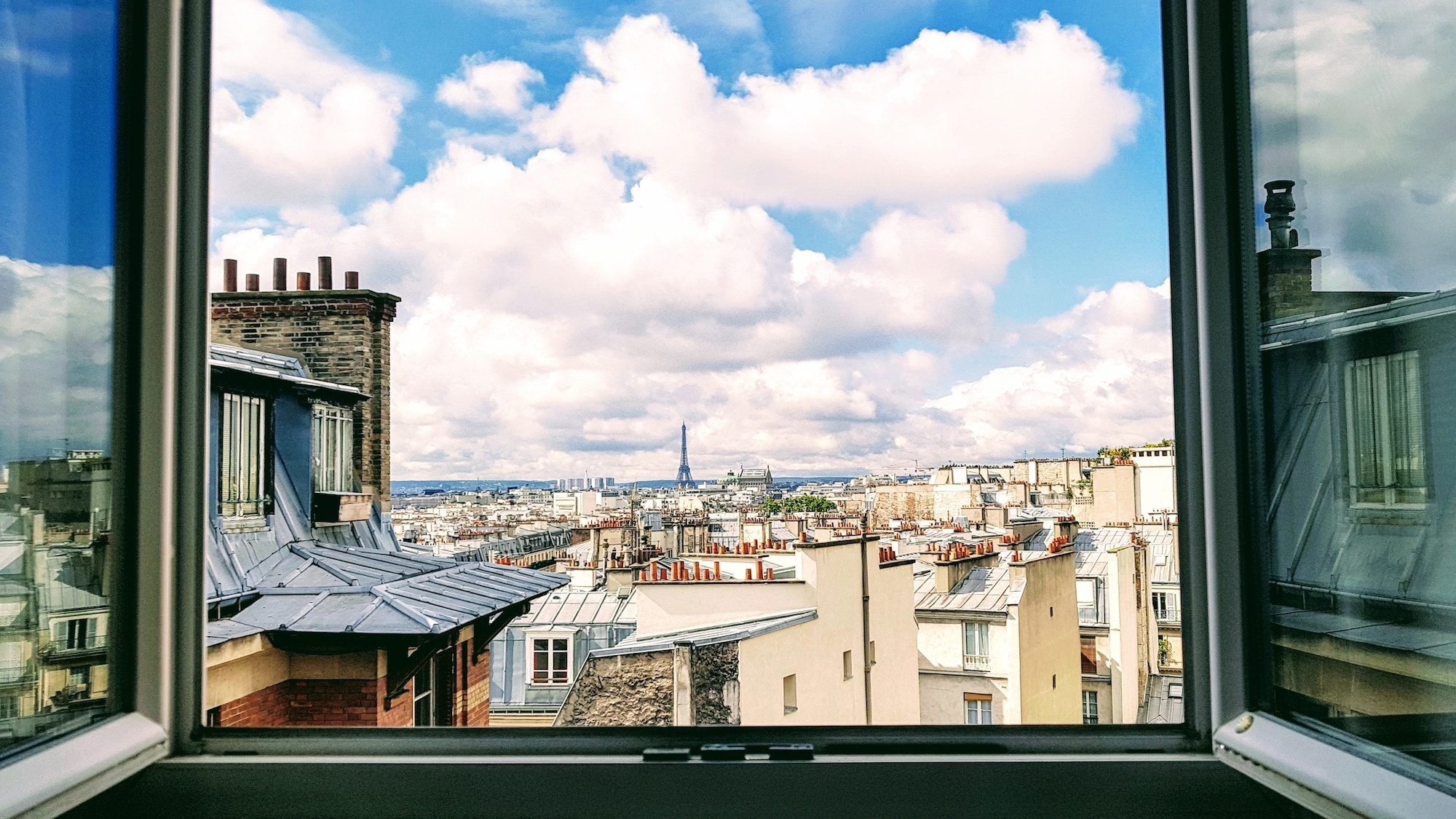 HiP Paris Blog explores seeing Paris like it's the first time