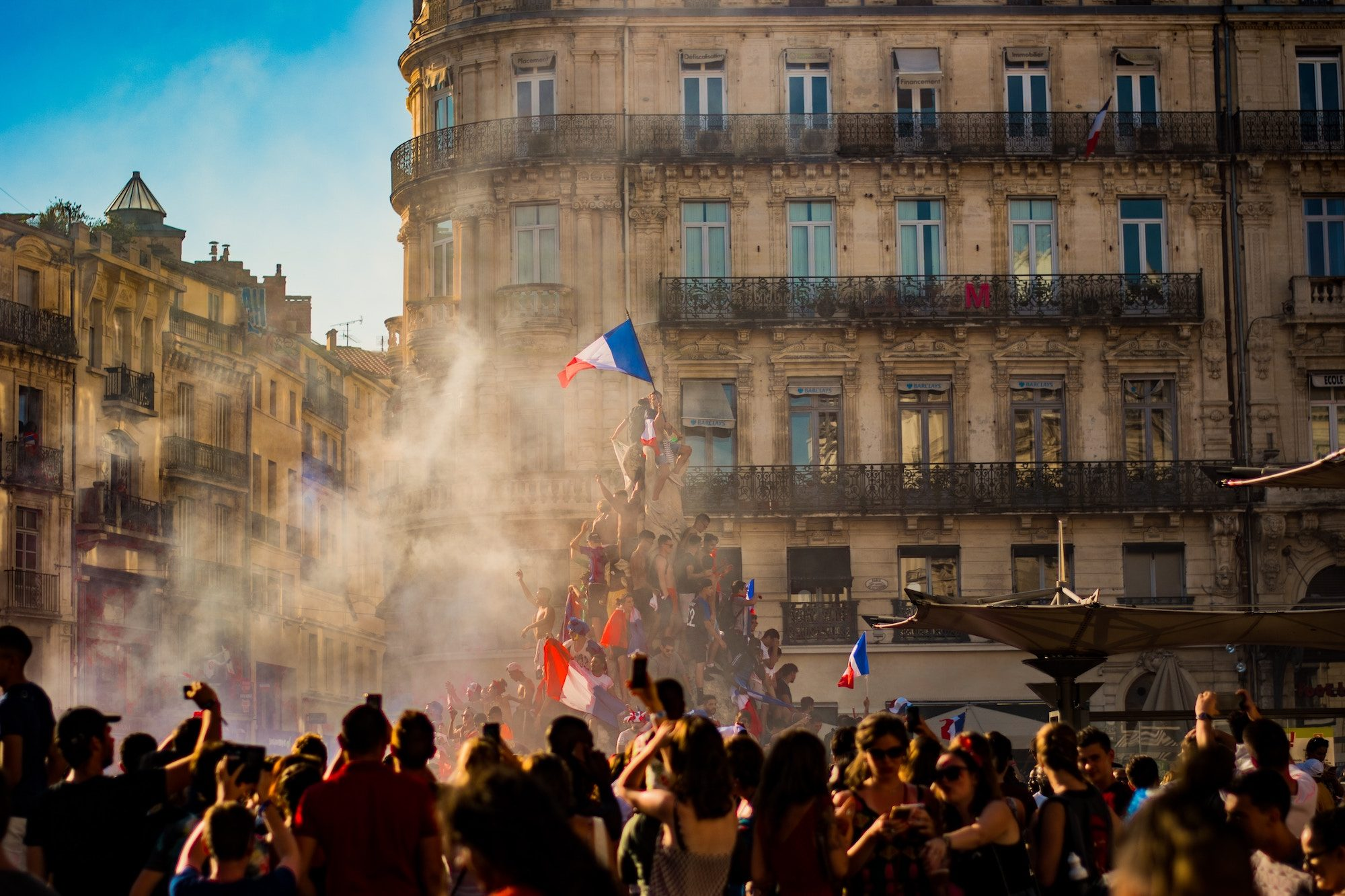 HiP Paris Blog tells the story of la rentrée, before which Paris summer is all about outdoor events like Bastille Day and Gay Pride.