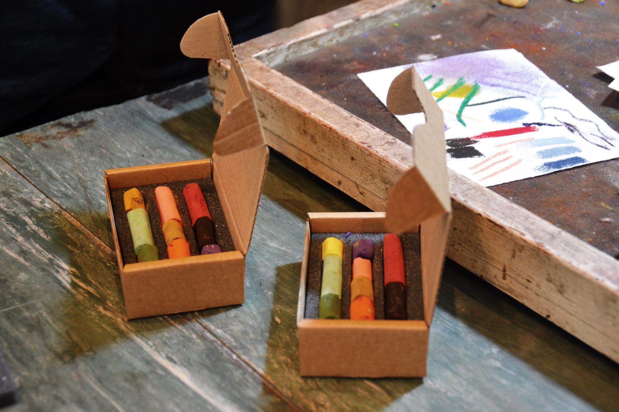 HiP Paris Blog explores Maison du Pastel