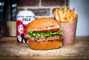 The best Veggie and Vegan Burgers in Paris