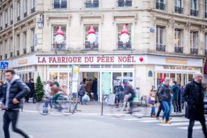 La Fabrique du Père Noel Paris